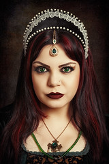 Anne Boleyn 1 (Azadeh Brown) Tags: wedding tiara green girl beauty fairytale dark painting bride persian model opera dress princess theatre cosplay balcony gothic goth goddess royal folklore worldofwarcraft medieval queen elf lotr vogue fantasy femmefatale crown celtic gown elegant azadeh middleages robinhood theatrical regal alternative larp superstitious pagan maidmarian preraphaelite damsel evilqueen gothchick darkelf margamcastle anneboleyn persianbeauty arthurian gameofthrones gothbride grimmfairytales gothicart preraphalite gothicqueen persianprincess persianmodel gothbeauty celticlady azadehbrown persianqueen