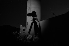 La Sombra (gasendi) Tags: espaa canon spain sombra alicante estrellas nocturna agost tripode eos450d gasendi