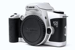 EOS 500 N (2010kev) Tags: camera slr canon eos eos500n 500n canoneos500n
