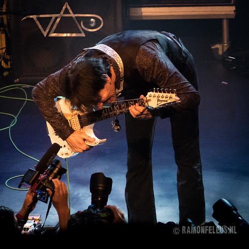 Steve Vai @ SENA European Guitar Awards 2016
