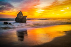 Epic Malibu Sunset: Nikon D810 Fine Art Sunset Landscape Photography: Elliot McGucken Fine Art (45SURF Hero's Odyssey Mythology Landscapes & Godde) Tags: sunset art nature clouds landscape photography golden nikon colorful cloudy fine malibu elliot ph epic ratio fineartphotography naturephotography landcapes mcgucken d810 fineartlandscape fineartlandscapes