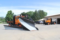 Town of Newport (31) (RyanP77) Tags: waltersnowfighter oshkoshtruck p series snow plow removal town newport