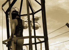 Slave (el.timdrake) Tags: fetiches fetish cage jail prision prisioneras jaula esclavas rare freak rarezas stuff girls babes hot cute beauty booty chicas models modelos mujeres modeling sexy sensual erotic pervert perversion pervertidos lust lujuria luxury chh16 corona hell heaven hellandheaven fest festival metal rock metalfest mexico cdmx photo photography shoot shooting erotismo