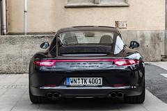 4 GTS (jansupercars) Tags: black cars germany stuttgart 4 911 automotive porsche spotted luxury carrera supercars gts carphotography 991 2015 carporn carpictures autogespot