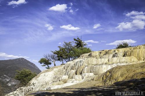 Tarasy lodowe w Baishutai
