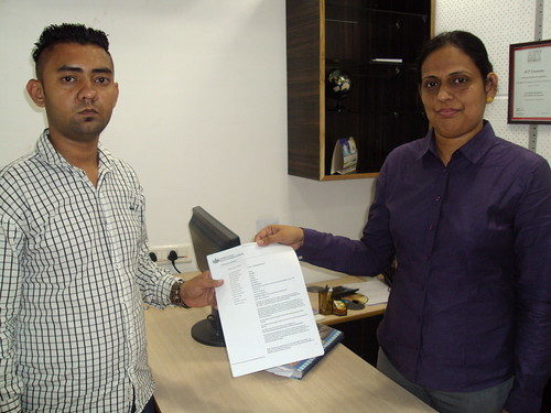 Director handling Australia Student visa to Gurpreet Singh