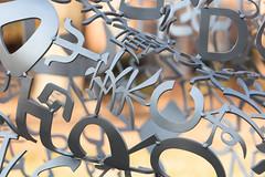 Numbers, Letters & Symbols_4063 (adp777) Tags: letters symbols juameplensa numberssymbolsletters wavesiii davidsoncollegesculpture