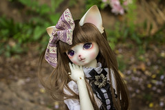 katya (RazzyBJD) Tags: ball doll mine bjd angela dear abjd anthro jointed dearmine