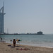Dubai beech, UAE