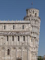 Pisa - Campanario (Torre inclinada) (hazteunviaje) Tags: italia torre pisa campo toscana turismo destino dei campanario miracoli inclinada