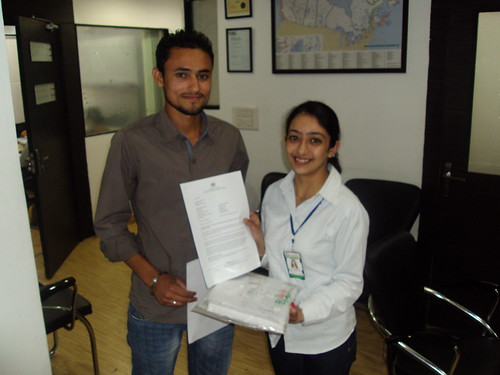 Counselor handling Australia Student visa to Jasmail Singh Poni