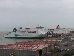 15 04 12 Rosslare  (4) (pghcork) Tags: ireland ferry wexford ferries rosslare stenaline irishferries