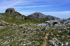 Galatzo (liebesknabe) Tags: mountain de hiking insel serra mallorca majorca gebirge tramuntana bergwandern majorka serradetramuntana galatzo sonyalpha gr221 a5100 selp1650 sel1650 ilce5100