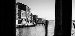 Murano - Venezia (1.11 - Giovanni Contarelli) Tags: blackandwhite bw italy canon murano venezia bianco nero biancoenero ixus55