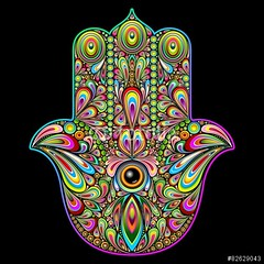 #Hamsa #Hand #Psychedelic #Art ~ #vector #design by #BluedarkArt on #Fotolia (BluedarkArt) Tags: meditation vector 4sale hamsa hamsahand fotolia bluedarkartdesigner vectorbybluedarkart bluedarkartfotolia vectorhamsa