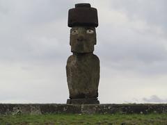 """Le seul Moai qui a encore des yeux <a style=""""margin-left:10px; font-size:0.8em;"""" href=""""http://www.flickr.com/photos/83080376@N03/17249592571/"""" target=""""_blank"""">@flickr</a>"""