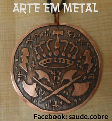 Medalha de Xango (Orixs, Ciganos e Msticos) Tags: caboclos candomble macumba xango sango orixa candombl umbanda orixs orix