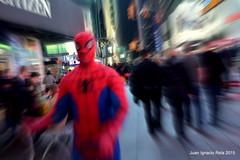 New York / Nueva York (Juan Ignacio Rela Photography) Tags: usa newyork manhattan broadway spiderman madison nuevayork tmessquare