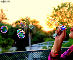 (Izah Shahid) Tags: pakistan sunset evening nikon balcony bubbles bestfriend lahore nikonphotography blowingaway d5300 summers2015