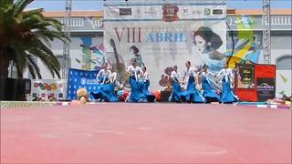 Escuela Danza Javier del Real Infantil VIII Feria Abril Las Palmas de Gran Canaria 4