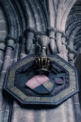Wappenschild (-BigM-) Tags: church st germany bayern deutschland photography fotografie kirche knight franken lorenz nrnberg sankt ritter wappen pegnitz bigm