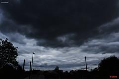 Dark (Circ Grand) Tags: sky cloud nature weather canon vintage dark landscape grey gris scenery sad cloudy bad ciel sombre nuage temps paysage