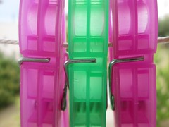 20160502_003 (a1pha_gr) Tags: green fuchsia plastic greece pegs clothespins  lagonisi