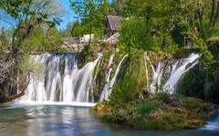 Rastoke (06) (Vlado Fereni) Tags: croatia waterfalls rivers hrvatska slunj rastoke tamron175028 nikond90 slunjica riverslunjica