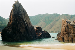(*giothangtam*) Tags: travel film beach 35mm island vietnam quynhon