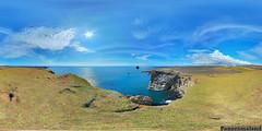 valahnukur_2_ff (Panoramaland) Tags: panorama cliff iceland tour pano 360 virtual hdr vr reykjanes