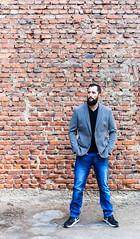IMG_0931 (Sbastien Le Mer) Tags: men beard tatoo mode mur bearded barbe homme urbex tatouage