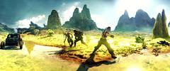 Reek Hills (Sspektr) Tags: pc screenshot fight disaster videogame madmax wasteland postapocalypse madmaxgame
