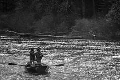Sorry! (Bert CR) Tags: park water sorry river boat waterfall fishing fisherman dory provincialpark saublefalls watersport driftboat ontarioprovincialpark saublefallsprovincialpark clackacraft linescrossed skancheli