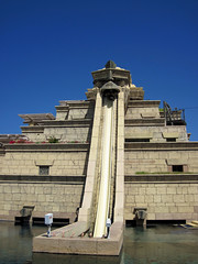 Atlantis, The Palm, Dubai, UAE (Gaz n Nic) Tags: dubai uae atlantis waterslide unitedarabemirates thepalm atlantishotel aquaventurewaterpark thetowerofneptune