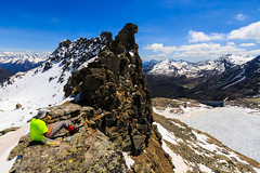 Merenda al Passo dell'Alpigia (Roveclimb) Tags: mountain alps trekking hiking adventure mountaineering alpinismo alpi montagna saddle alpinism passo drogo valchiavenna avventura escursionismo vho prestone lirone cimaganda vallesangiacomo alpigia passodellalpigia valdigiuust valletarda