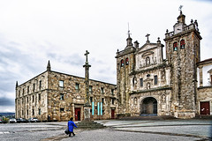 PORTUGAL - Viseu - S Catedral de Viseu (Infinita Highway!) Tags: city trip travel cidade portugal arquitetura architecture town arquitectura highway europa europe sony ciudad viagem alpha citt viseu infinita