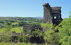 Carriganass castle (1540) Kealkill County Cork Ireland (David Russell UK) Tags: county ireland building tower castle fort outdoor cork ruin eire keep walls fortification 16thcentury kealkill carriganass