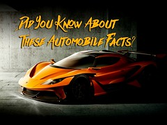 Did You Know About These Automobile Facts? (IamSophieG) Tags: car singapore dent grooming removal paintless