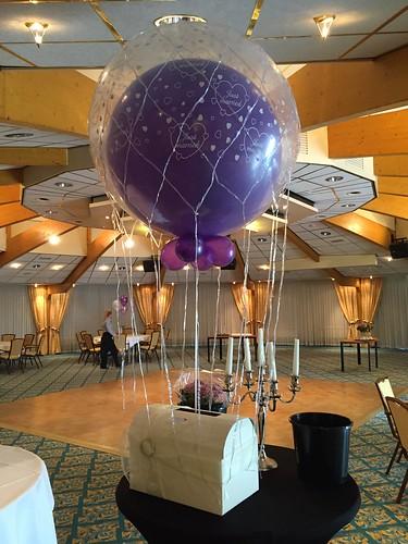 Hete Luchtballon Carlton Oasis Hotel Spijkenisse