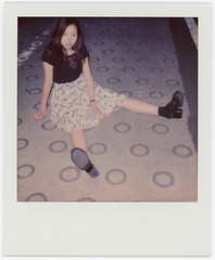 y_pola_018 (sudoTakeshi) Tags: street portrait fashion japan portraits polaroid tokyo model sale harajuku  polaroid600 impossible    polaroid690    polaroid690slr likeadoll  19