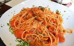 Spaghetti ai frutti di mare, mission tradizionale (RicetteItalia) Tags: pasta spaghetti pesce ricette