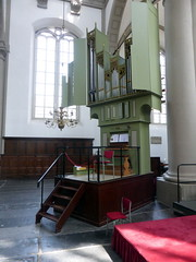 amsterdam_12_019 (OurTravelPics.com) Tags: church amsterdam side organ westerkerk
