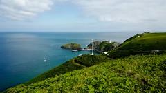 Mini-England (tim_k1) Tags: england island flag patriot coast lundy devon sea boat leica q type 116 28mm