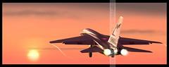 RA-5C Vigilante of RVAH-1 Launching from US Enterprise (aircraftprofiles.net) Tags: enterprise a5 vigilante ra5c rvah1 aircraftprofilesnet