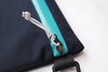 Flat Pouch Aqua 06 (Imagery Bags) Tags: zipper ykk waterresistant flatpouch drypouch