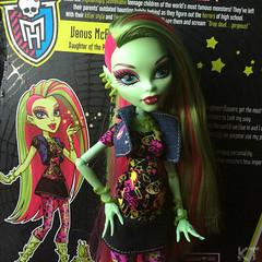 Venus (KTKate_and_Tanya) Tags: venus mcflytrap monster high doll dolls mattel basic kt mh