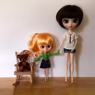 Little sister-)