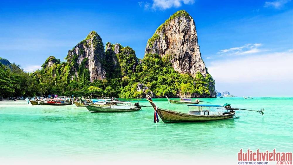 Tour du lịch Thái Lan khám phá thiên đường đảo Phuket với giá cực hấp dẫn