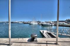 Port of Valencia (Alkis S.) Tags: valencia puerto port summer verano canon 600d alk1s