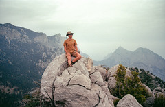 2016-05-14_11.jpg (pfedorov) Tags: turkey thelycianway lycianway turkeyonfilm onfilm film canoneos3 eos3 kodak backpack backpacker backpacking nature adventure camping camp